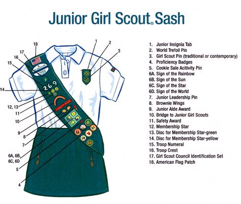 junior sash and vest why girl scouts will survive the zombie apocalypse trans