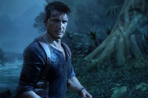 art of the uncharted uncharted 4 concept art shows drake exploring flooded ruins stormy beaches polygon