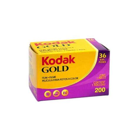 koak gold kodak gold 200asa 35mm colour print film 135 36 exp 7dayshop