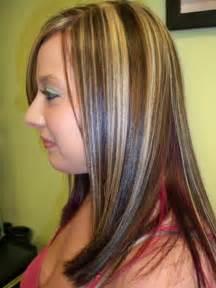 hair with chunky highlights chunky highlights hair part 2 my fav pinterest