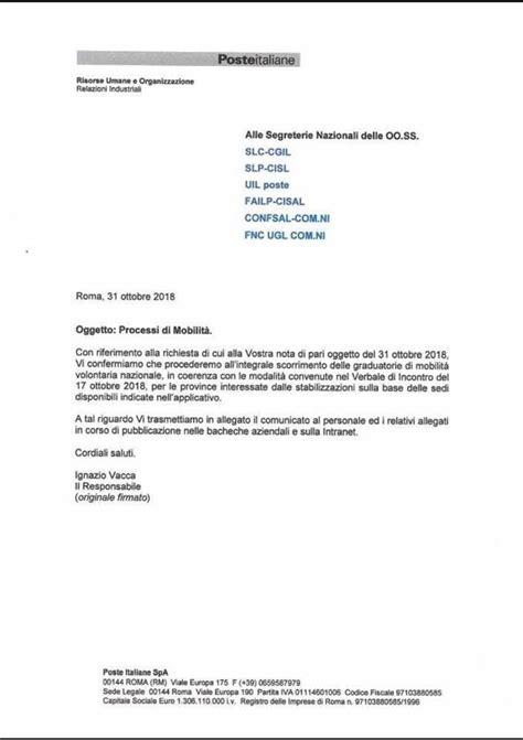 sblocco mobilita in poste italiane home