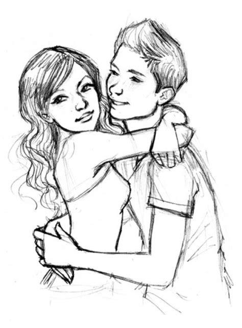 imagenes para dibujar a lapiz de novios imagenes de novios adolescentes para dibujar imagui