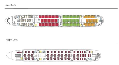 Cabin Layout Plans a380 a380 a380
