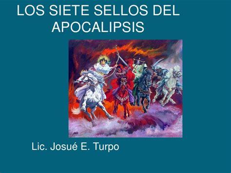 libro siete breves lecciones de los siete sellos del apocalipsis