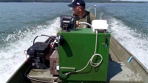 outboard boat without motor 15 jon boat with 28 hp 2 stroke outboard motor youtube