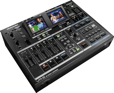 Mixer Audio Di Semarang vr 5 roland announces its av mixer recorder with output for live