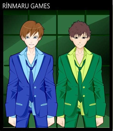 anime boy dress up made in rinmaru anime boys dress up i made the