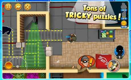 game mod android revdl robbery bob 2 double trouble 1 6 3 apk mod android