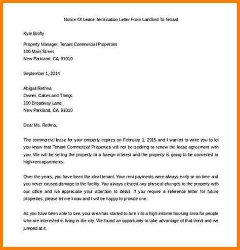 lease letter tenant sales slip template