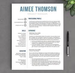 Resume Template For Creative Modern Resume 9 Sles Exles Format