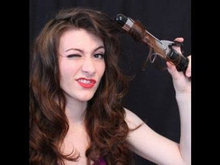 easy hairstyles curling iron best 25 curling iron hairstyles ideas on pinterest hair