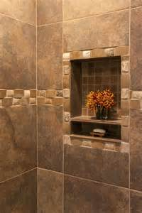Amazing shower in this master bath renovation in denver