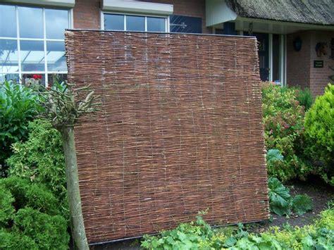A Frame Cottage wilgenscherm stingray 90 x 180 wilgen matten igarden