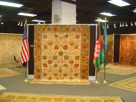 atlanta rug show afghan rugs in the atlanta rug show the four day exhibition afghan impressions was a unique rug