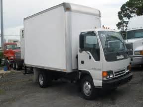 Used Isuzu Truck For Sale Used 2004 Isuzu Npr Box Truck For Sale Isuzu Box