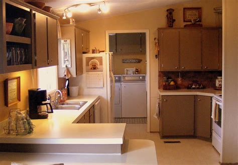 mobile home kitchen cabinet refacing mobile homes ideas