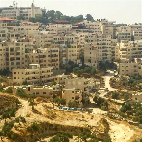 Israel Housing by Land And Conflict In East Jerusalem The Of