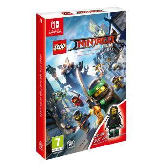 Lego Ninjago The Nintendo Swicht lego ninjago le le jeu vid 233 o edition day one nintendo switch sur nintendo switch jeux