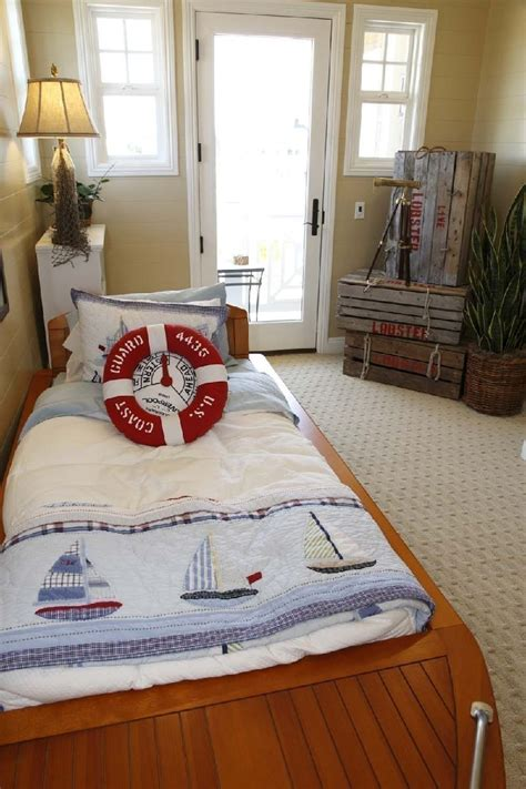Nautical Bedroom Decor by Nautical Nostalgia