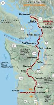 map coast pacific coast adventure cycling route network