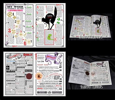 printable quibbler 90 best images about harry potter on pinterest world cup