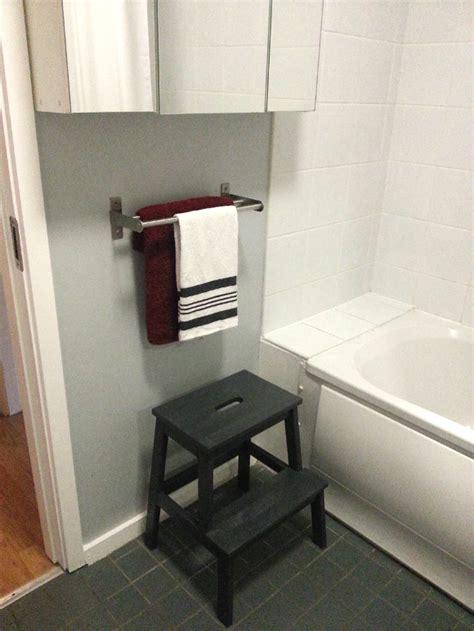 bathroom skirting board update