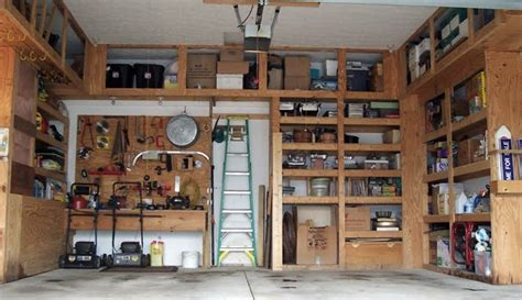 Garage Shelving Storage Ideas Garage Shelving