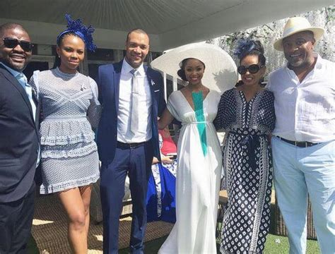 Wedding Cars Quinton by Minnie Dlamini And Quinton Jones Official Appearance