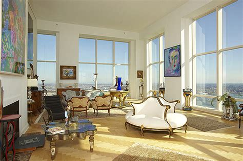 inside trumps penthouse sky high living inside the penthouses of 10 of manhattan s supertalls 6sqft