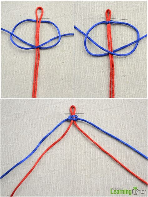 How To Make Macrame Bracelets Step By Step - s bracelet ideas on a macram 233 josephine knot