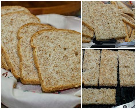 Minyak Zaitun Di Carrefour medan food crouton and herby toast roti