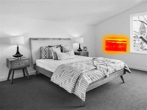 schlafzimmer zu trockene luft infrarotheizung schlafzimmer heatfun