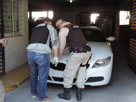 cochera del zurdo hallaron un auto que era de sergio zurdo villarroel notife