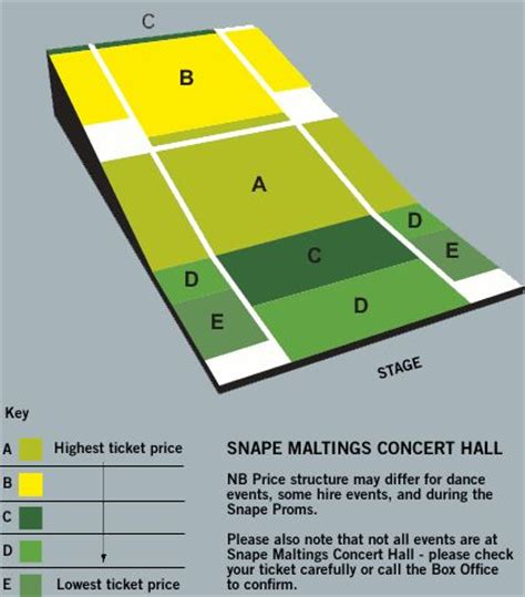 seating plan snape maltings concert hall google search sound representation pinterest