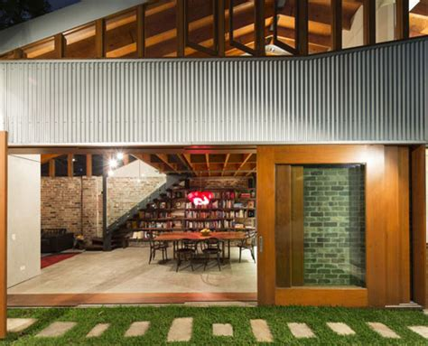 cowshed  transformed   modern home