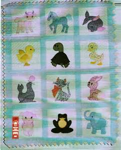 Animal Baby Quilts free patterns for baby quilts with baby animals images