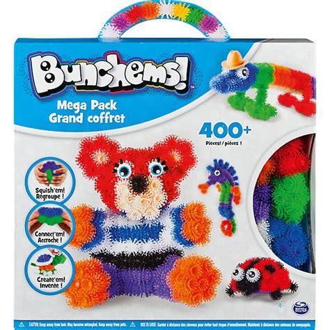 Bunchems Mega Pack bunchems mega pack 400 teile bunchems mytoys
