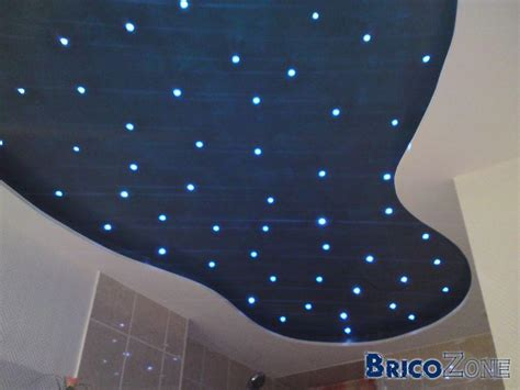 Plafond étoilé Led cevelle bains salle cr 233 atif de