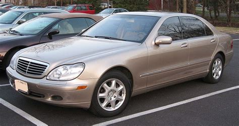Mercedes W220 S350 Silver Series Car Cover Argento file mercedes s430 w220 jpg wikimedia commons