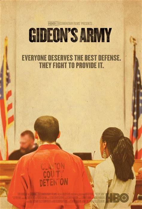 gideons army gideon s army 2013 rotten tomatoes