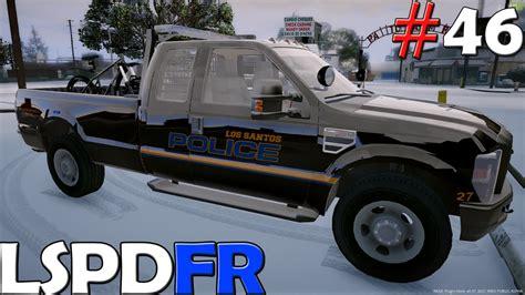 santos ford gta v lspdfr 46 policia de los santos ford duty