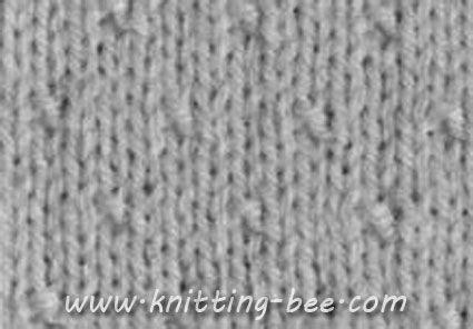 dot pattern knitting 1000 images about knitting stitches on pinterest
