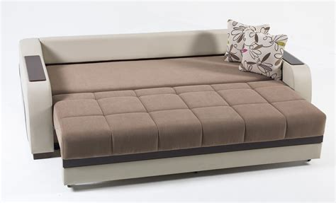 Sleeping Sofa With Storage ultra sofa bed with storage