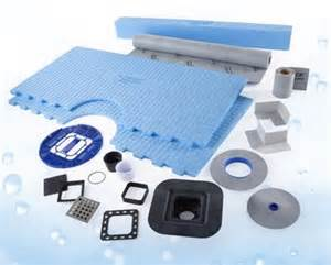 shower liner waterproofing kits at dix systems