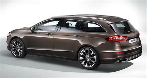 Ford Sub by Ford Mondeo Vignale Concept To Preview New Premium Sub