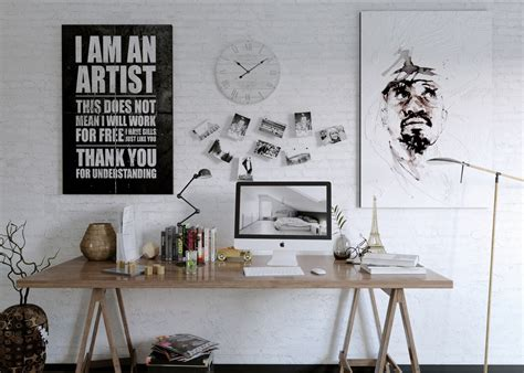 workspace design ideas artists workspace interior design ideas