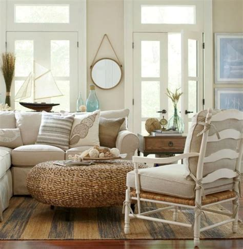 little cottage home decor rustic beige beach cottage living room fres hoom