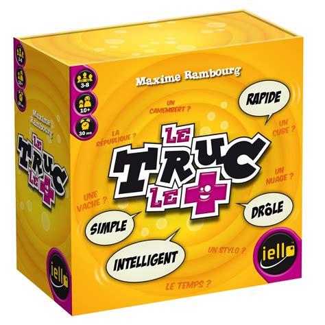 Winning Jeux Societe 13 Ans by Le Truc Le Le Truc Le Un Jeu De Maxime Rambourg Jeu De Soci 233 T 233 Tric Trac