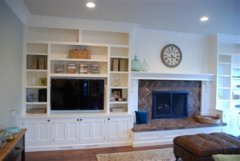tv cabinet with fireplace built in tv cabinets around fireplace cabinets matttroy