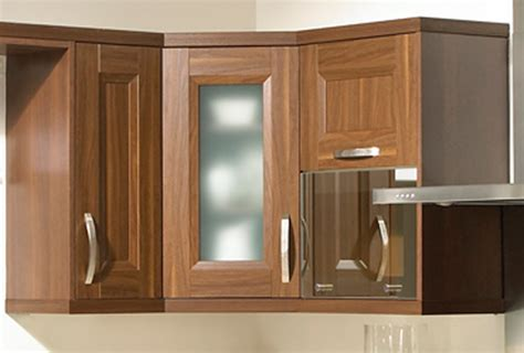 solid walnut fitted kitchen  clare